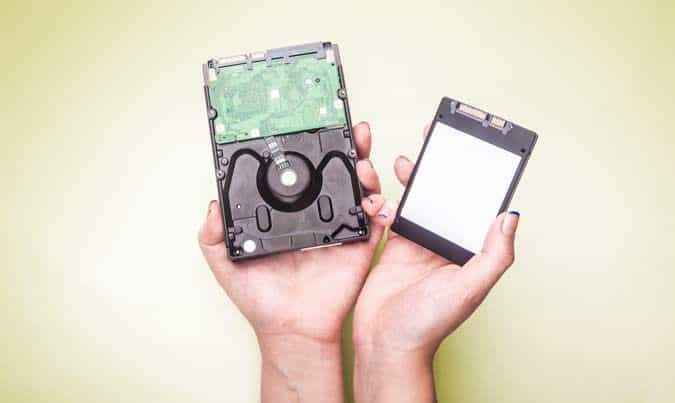 What Size Hard Drive Do I Need for my Laptop