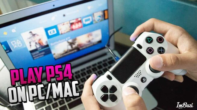 How To Play PS4 On A Laptop Screen With HDMI in 2021