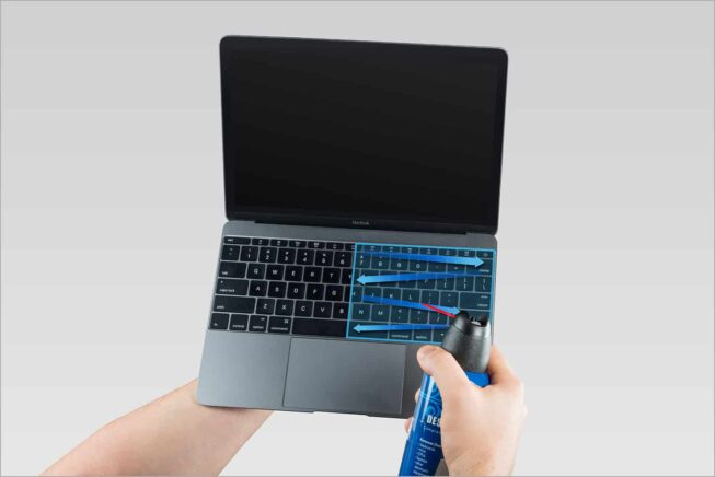 How to Clean a Laptop Keyboard Without Removing Keys – 2021 Guide