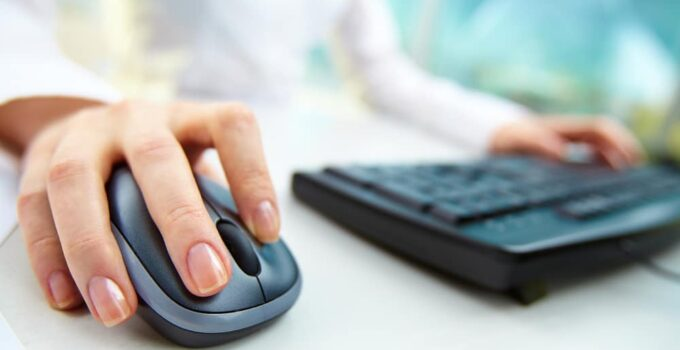 What Is The Most Common Pointing Device On Laptops?
