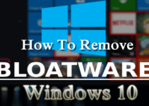 How to Remove Windows 10 Bloatware from Your Laptop