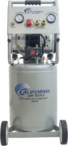 California Air Tools 10020C Ultra Quiet Oil-Free and Powerful Air Compressor