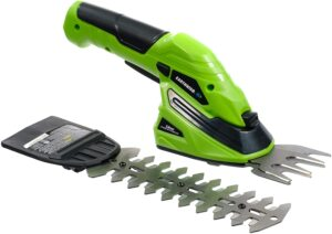 Earthwise Cordless Rechargeable 2-in-1