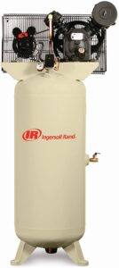 Ingersoll Rand 5hp 60 gals Two-Stage Compressor