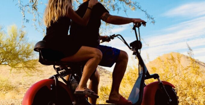 Top 7 Fat Tire Electric Scooters 2021 – Buying Guide & Reviews